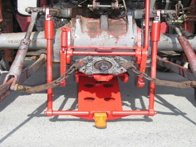 HITCHES MF 100 series